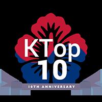 KTop 10 Logo